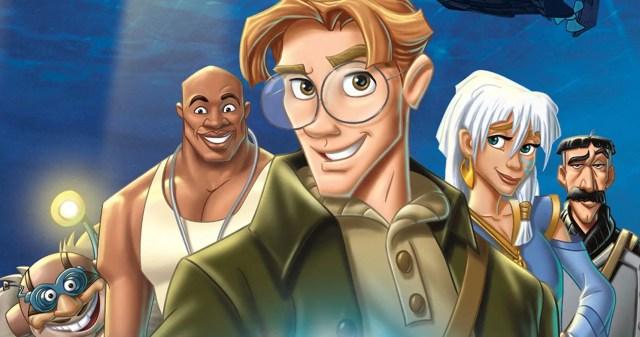 Celebrating the 20th Anniversary of Disney's Atlantis: The Lost Empire 1