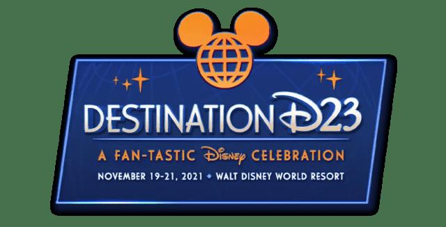 Destination D23 Event Happening at Disney World in November 2