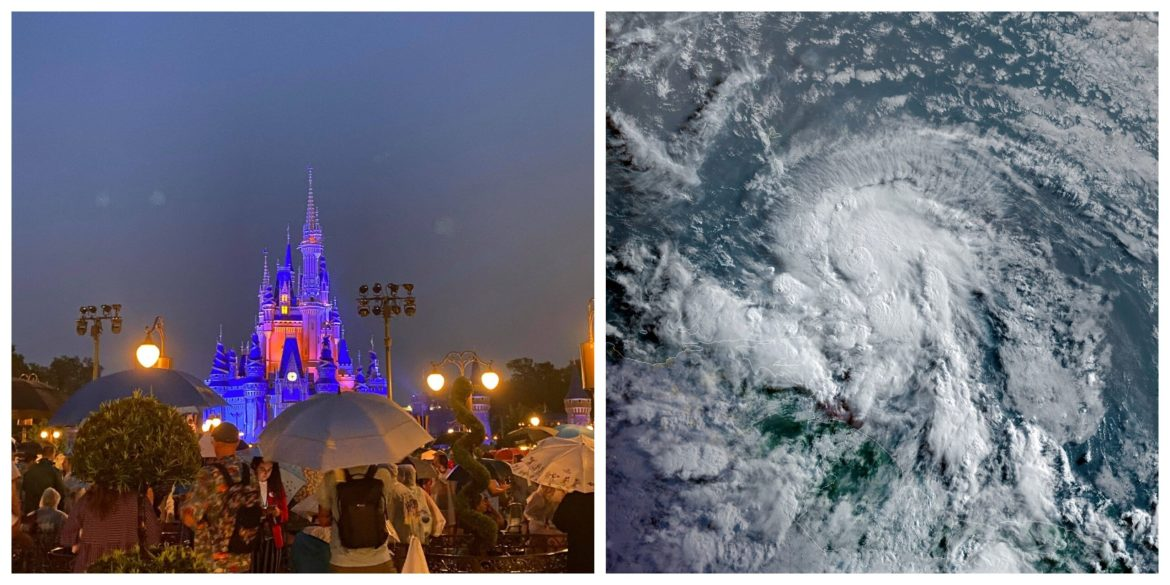 What to do if a Hurricane hits during your Disney World Vacation