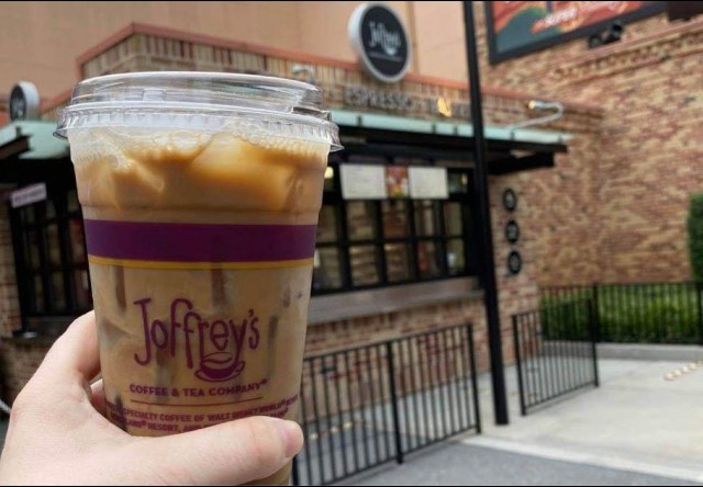 Where to get coffee at Disney World 2