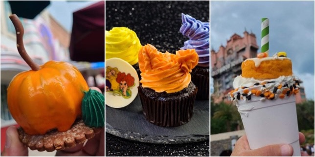 Bring On The Halloween Foods At Walt Disney World For Fall!