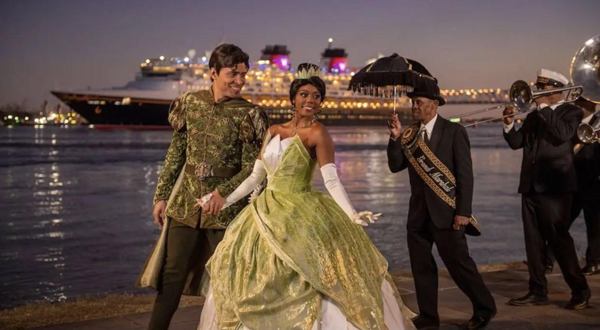 Celebrate Tiana for World Princess Week