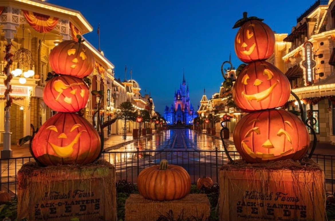 Celebrating the Fall Season with Disney After Hours Boo Bash