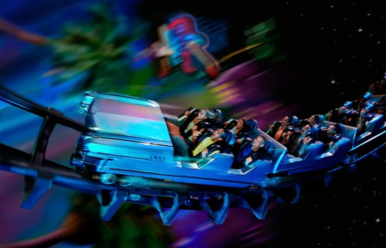 Celebrating National Roller Coaster Day at Disney