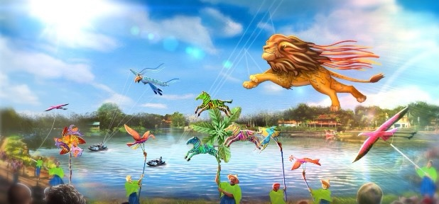 Disney KiteTails