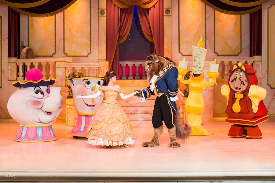 Let's Find Adventure In The Great Wide Somewhere With Belle And Celebrate World Princess Week!