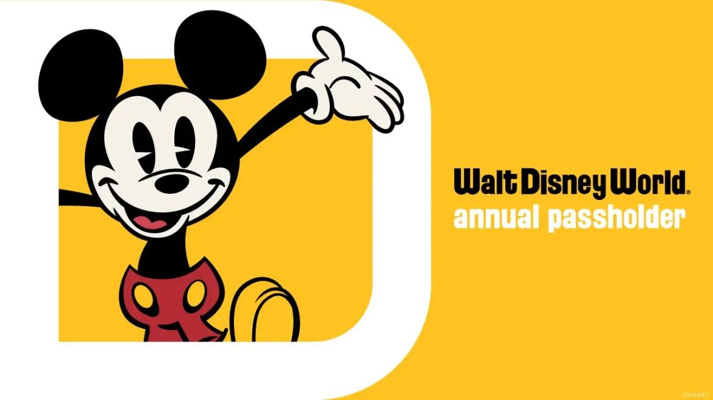 New Walt Disney World Annual Passes Available Sept. 8