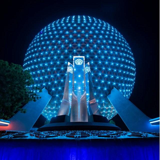 Beacons of Magic at all 4 Disney World Theme Parks 3
