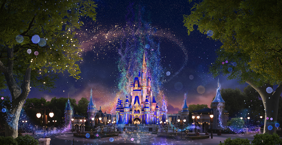 5 Ways that you can Celebrate Walt Disney Worlds' 50th Anniversary from Home