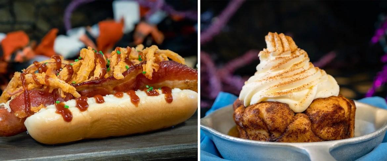 Wickedly Wonderful Halloween Eats & Treats at Disneyland