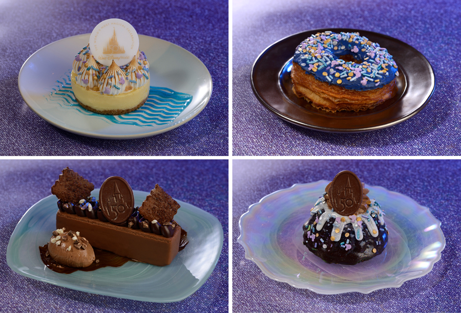 You don't want to miss these Disney World 50th Anniversary treats