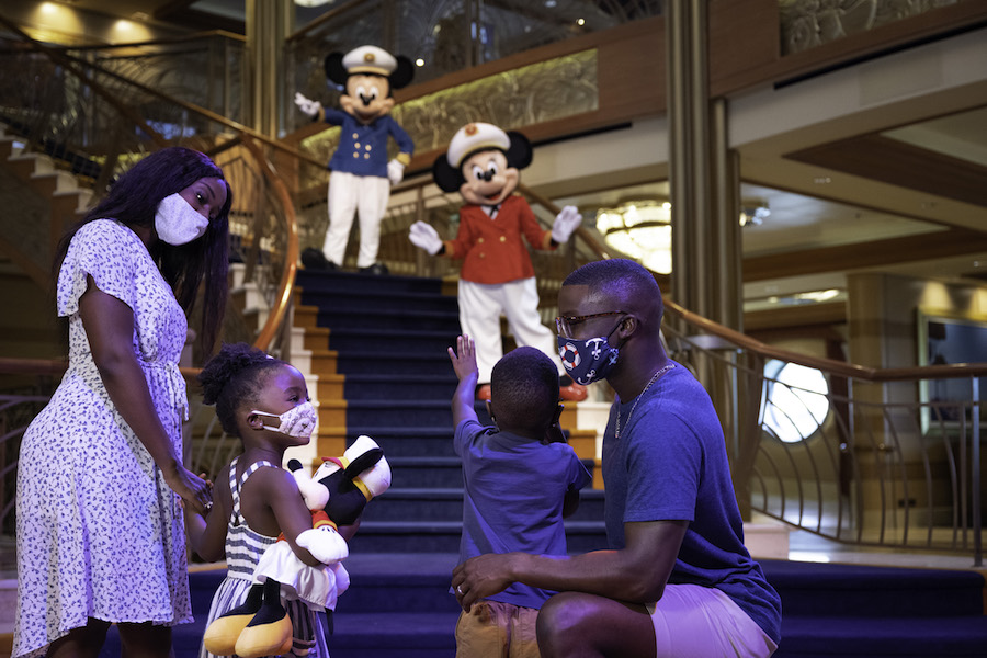 Disney Cruise Line offers Enchanting Entertainment for families