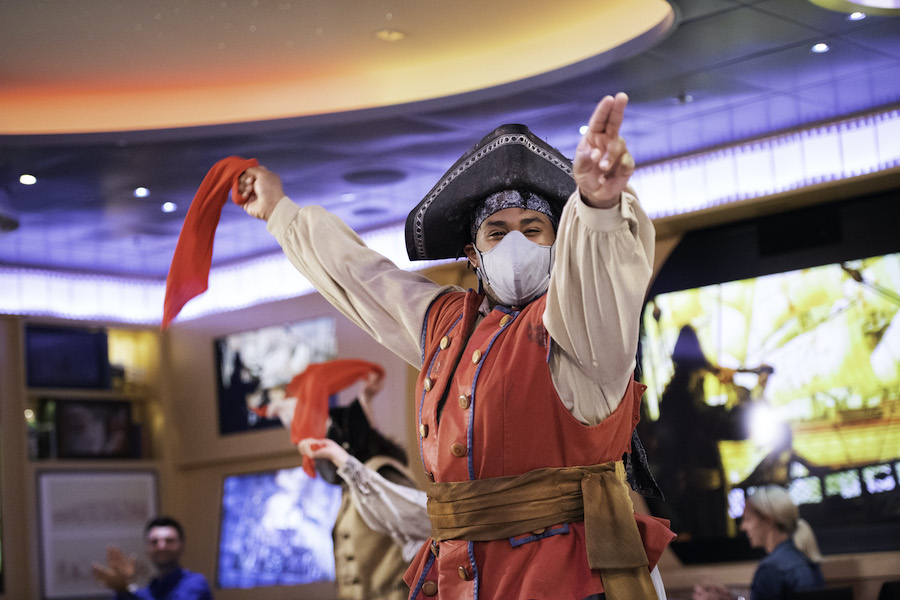 Disney Cruise Line offers Enchanting Entertainment for families 3