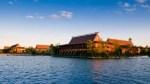 Disney's Polynesian Village Resort planDisney Pocket Guide 7