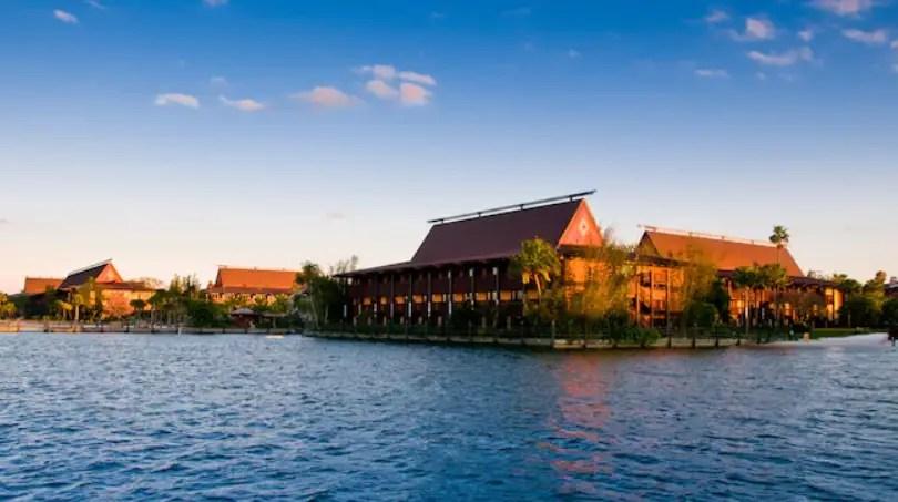 Disney's Polynesian Village Resort planDisney Pocket Guide
