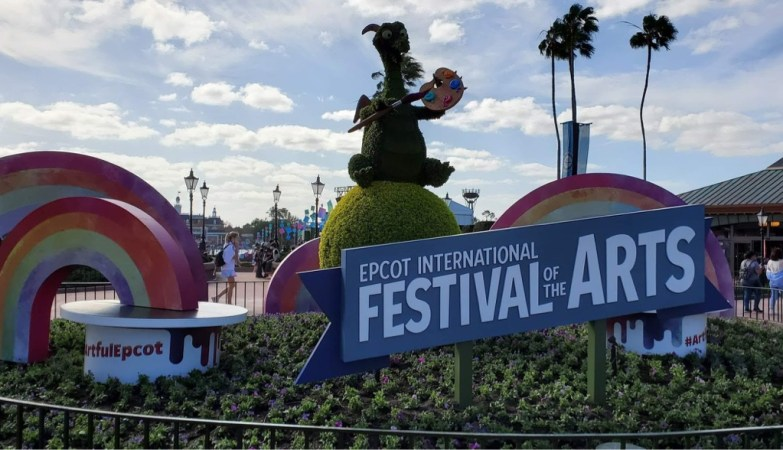 Epcot Festival of the Arts returns in 2022! 2