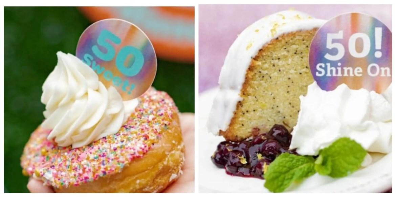 18 Sweet Treats to try for Walt Disney World's 50 Anniversary