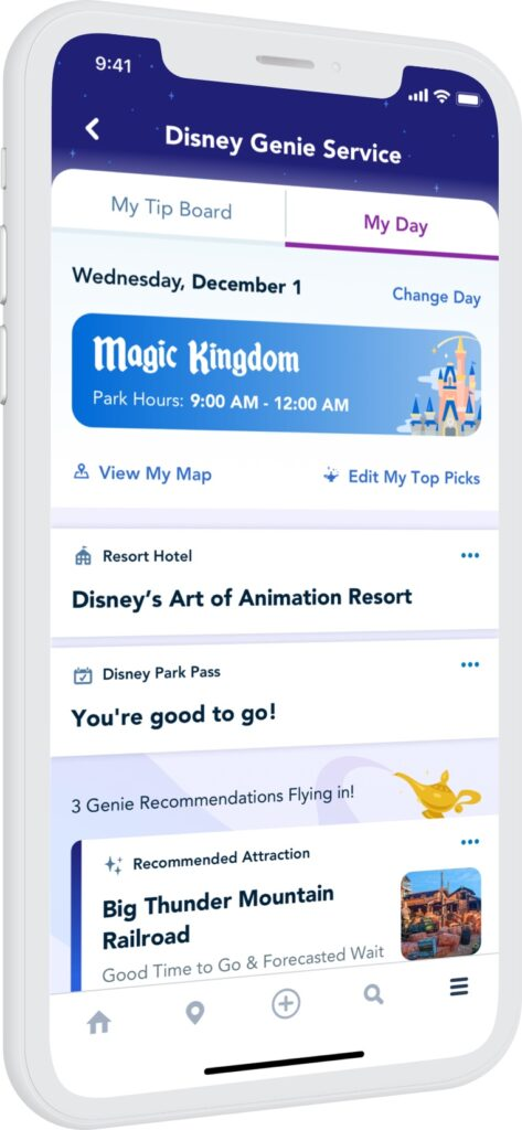 What is Disney Genie & Lightning Lane? 7