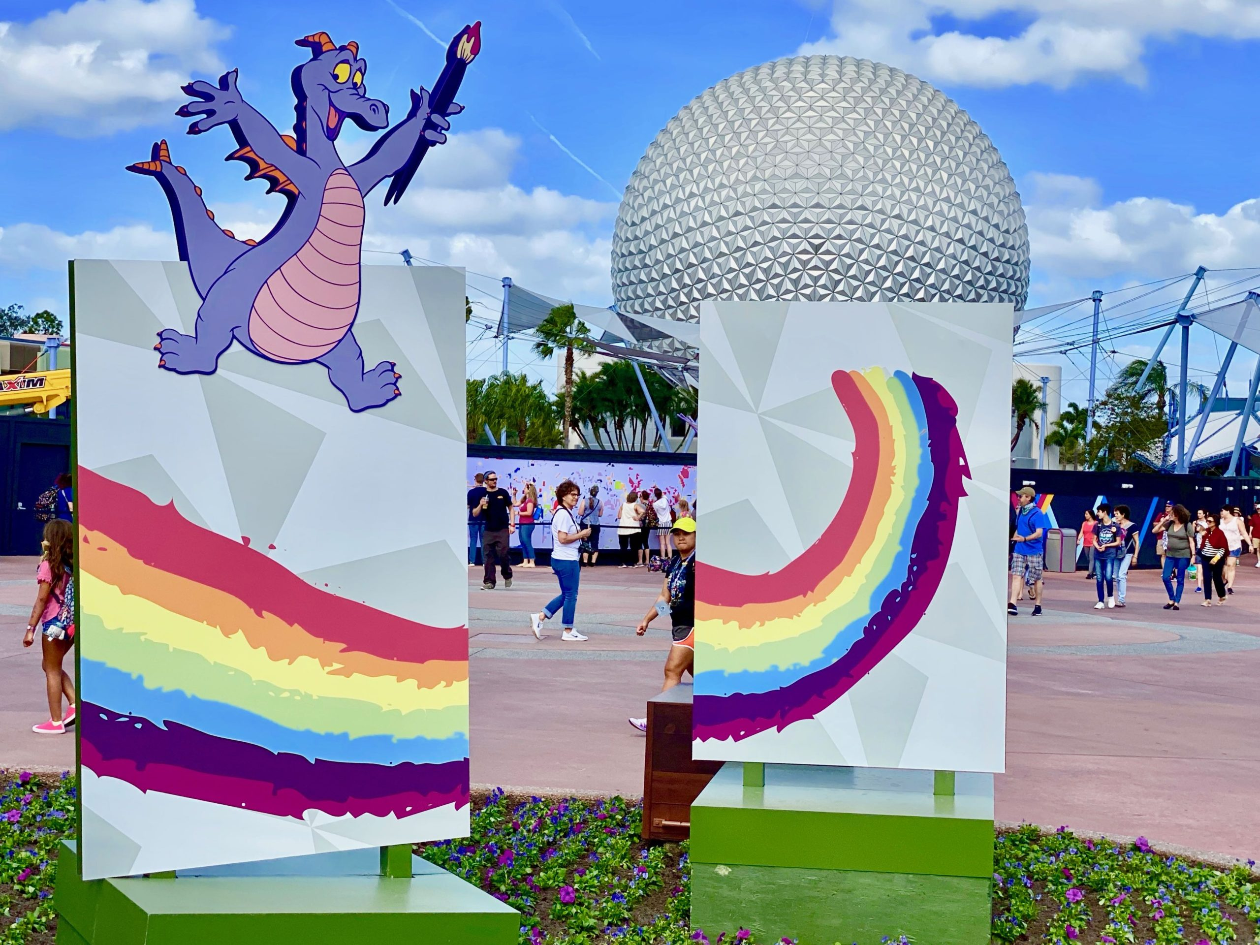 Review 2020 Epcot International Festival Of The Arts Disney At Play