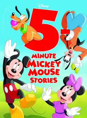 5-Minute Mickey Mouse Stories
