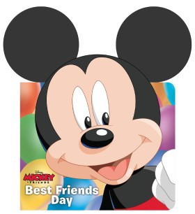 Best Friends Day cover
