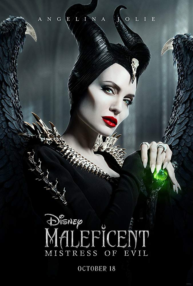 Maleficent Mistress Of Evil Official Trailer Released