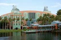 Walt Disney World Swan And Dolphin Chronicles