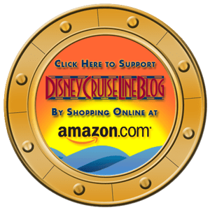 Support Disney Cruise Line Blog when you Shop at Amazon.com