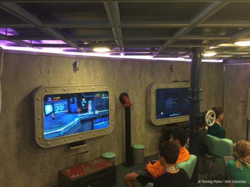 First Look at the 2015 Disney Magic Dry Dock Updates  The
