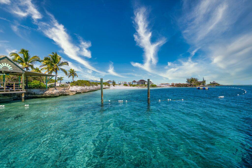 Pearl Island Bahamas Beach Escape 1