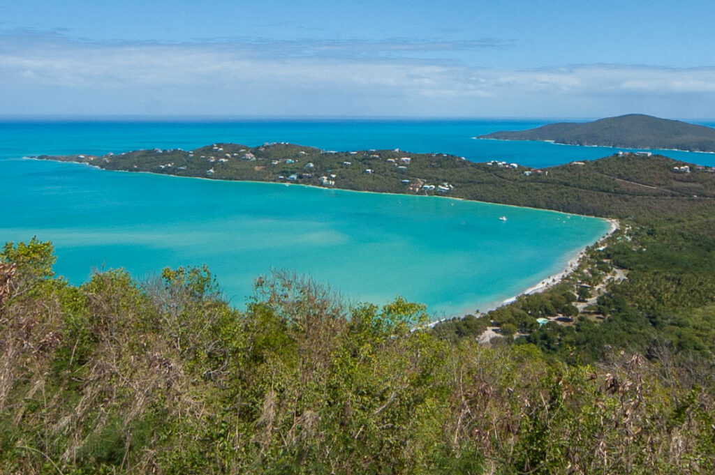 St Thomas Magens Bay Overview