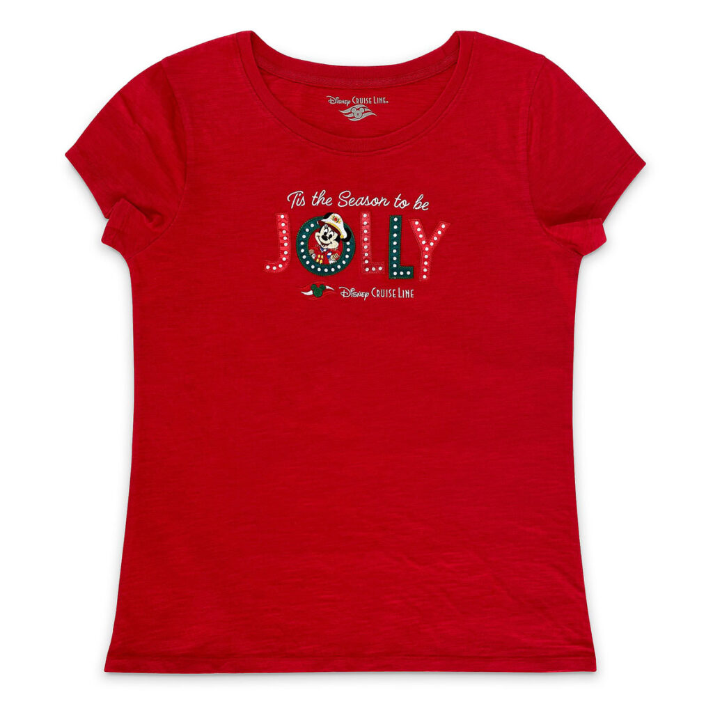 DCL Holiday Shirt Womens Front