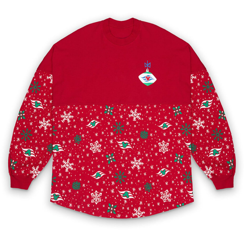 DCL Holiday Spirit Jersey Adult Front