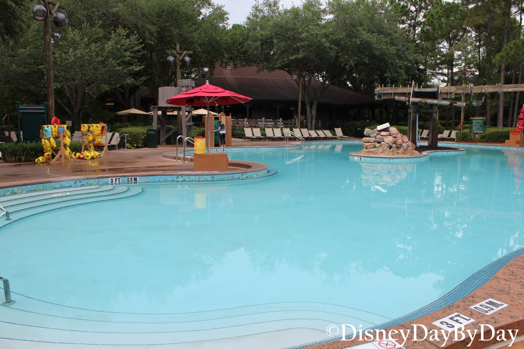 Disney World Lodging  Port Orleans Resort  Riverside