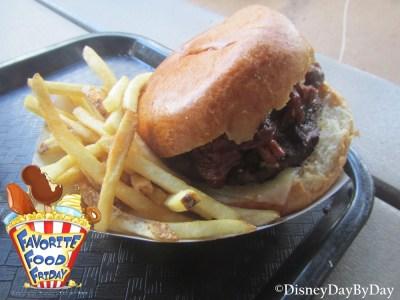 Favorite Food Friday - Island Burger