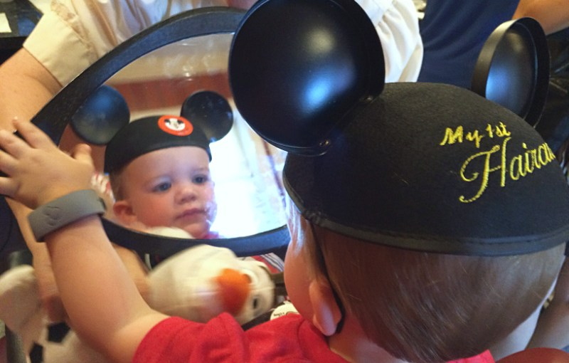 Episode 31 – Tips for traveling to Disney World with a baby or toddler