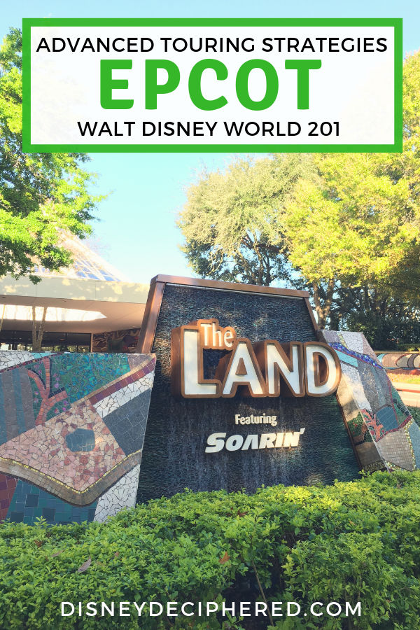 Advanced tips and tricks for Epcot in Walt Disney World. Fastpass+ strategies, touring advice for World Showcase, dining picks, character meet-and-greets, and what's coming to Epcot in the next few years. #disneydecipered #epcot #disneyworld #worldshowcase #disneysmmc