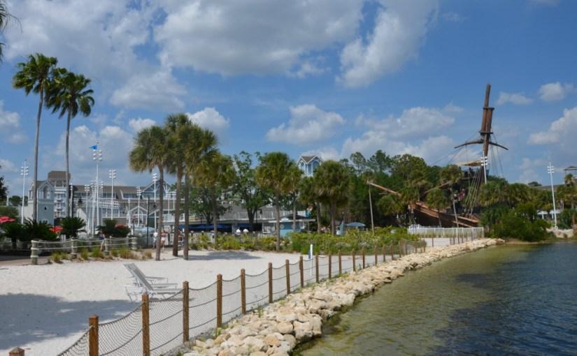 Disney Yacht and Beach - Exterior