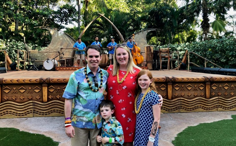 Ep. 69 – Disney's Aulani – What's New in 2019 & Trip Report