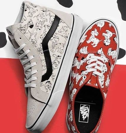 e7717d5d31 Vans to release new Disney collections in October - Disney Diary