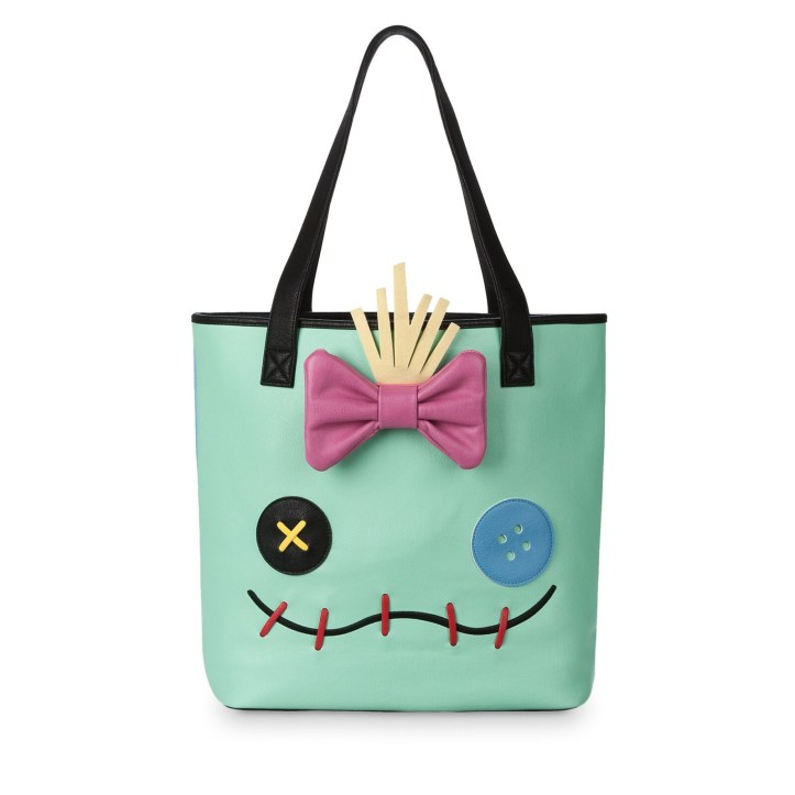 Stitch and Scrump tote from Loungefly