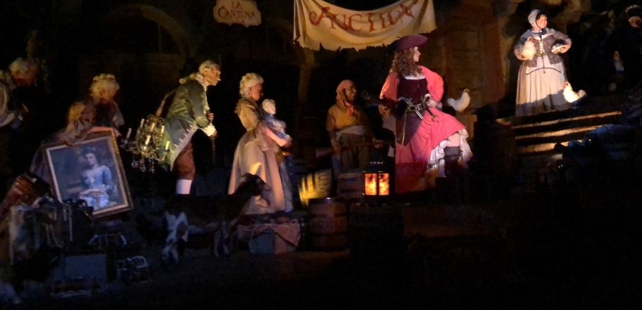 2 major changes made to Pirates of the Caribbean ride at