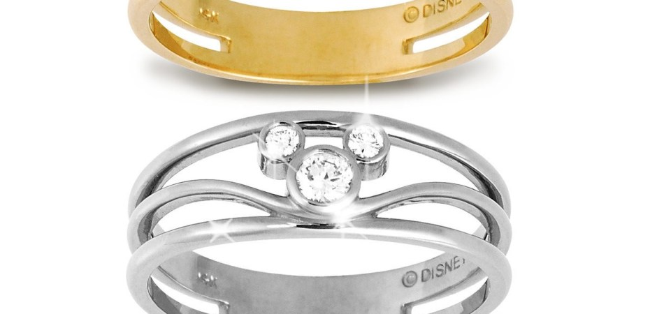 4 wedding rings for Disney fans - Disney Diary
