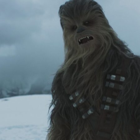 Roar like Chewbacca to help raise funds for UNICEF.