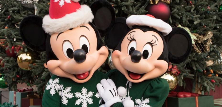 2018 christmas holiday info released for disneyland on nov