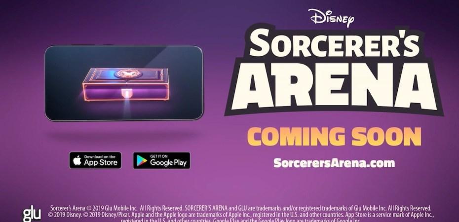 Disney Sorcerer's Arena [Jeu] Sorceres-arena