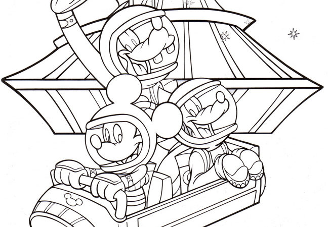 Make your own magic: 7 sites to find Disney coloring pages