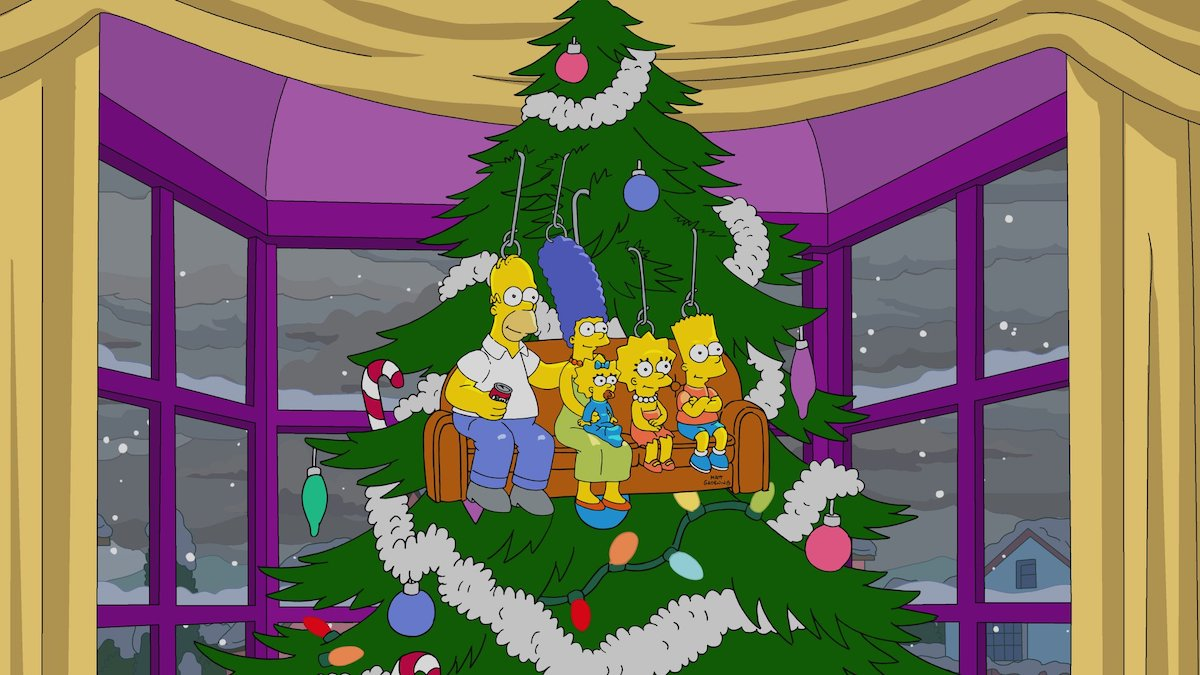 17 'The Simpsons' Christmas episodes to watch this December
