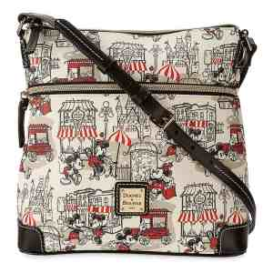 2016 Downtown Red Crossbody