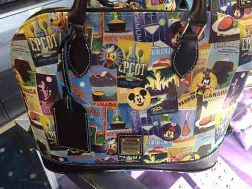 Food & Wine Festival 2016 Satchel